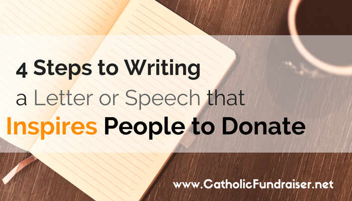 How to write a clear and compelling fundraising letter write expocarfo