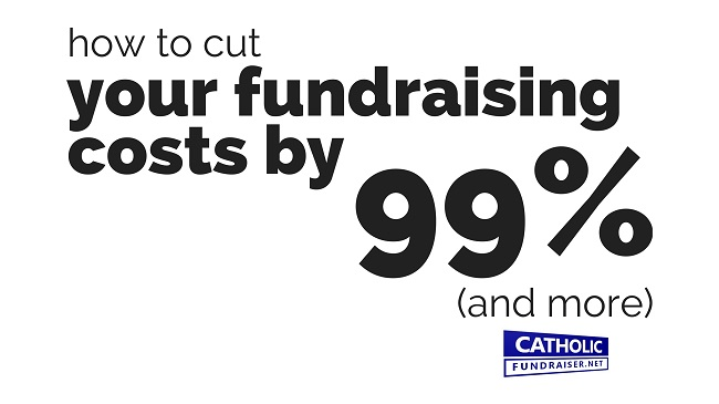 how to cut fundraising costs